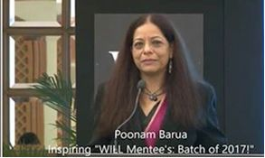 �Inspiring WILL Mentees: Batch of 2017!�